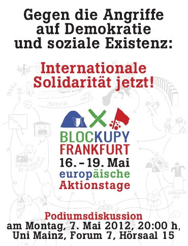 blockupy Mainz